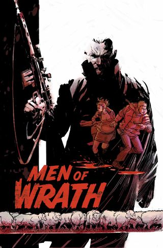 Men of Wrath cover
