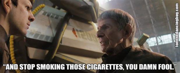 Spock-y-spock