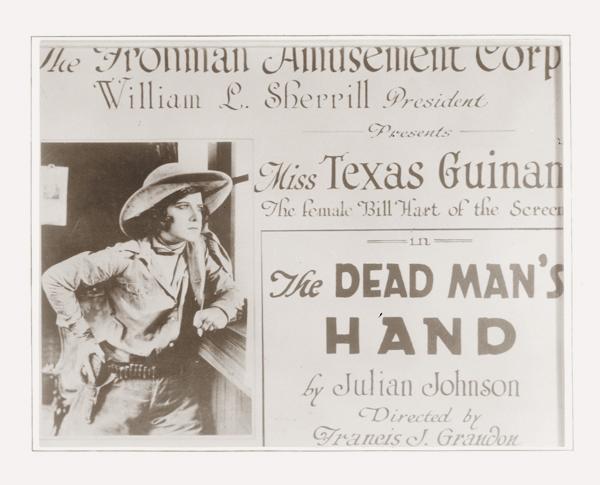 Tex Guinan poster