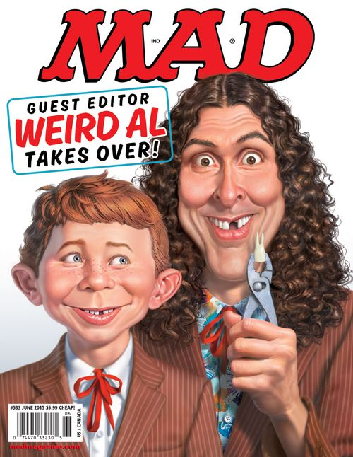 MAD - Weird Al cover