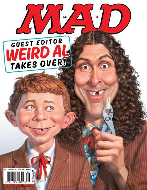 MAD - Weird Al cover