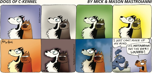 Dogs of C-Kennel by Mick & Mason Mastroianni
