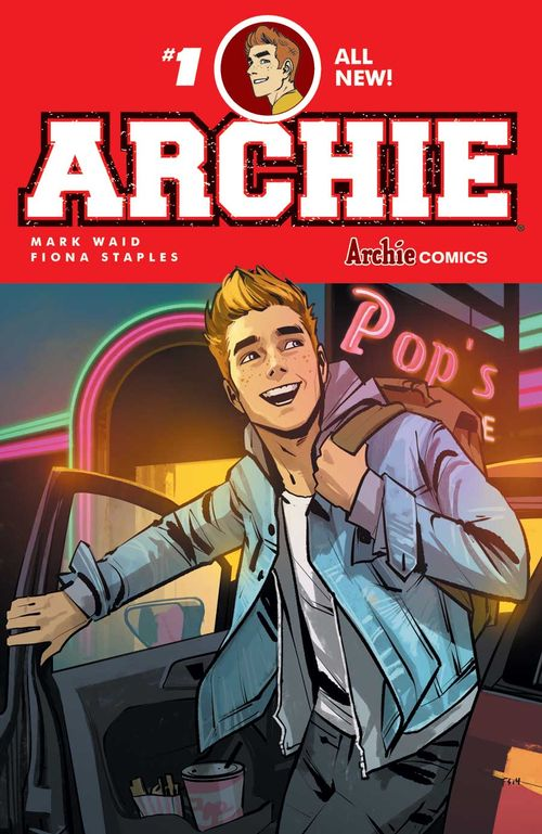 New Archie cover