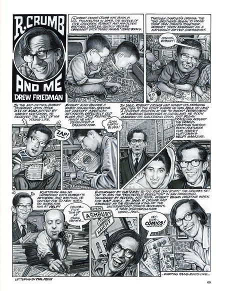 Friedman and Crumb page