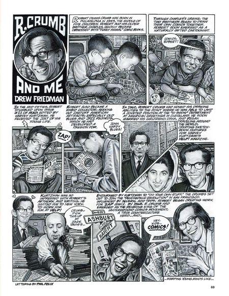 Friedman and Crumb page