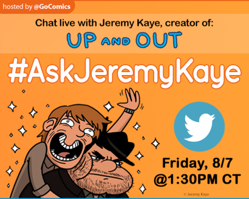 #AskJeremyKaye