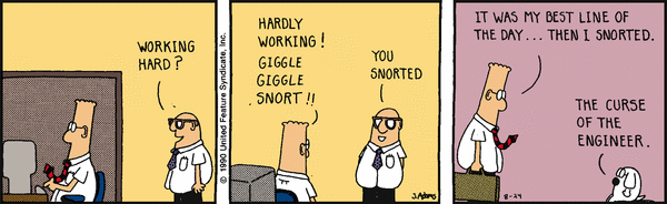 Dilbert Classics by Scott Adams