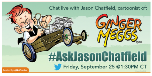#AskJasonChatfield