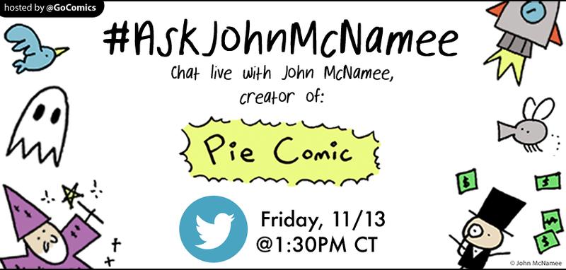 Pie-Comic