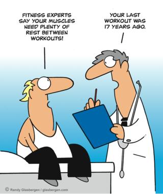 Glasbergen Cartoons by Randy Glasbergen