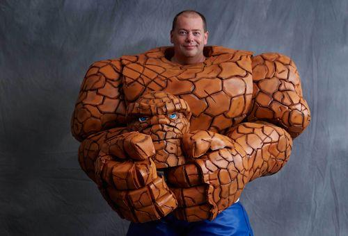 The Thing at NYCC 2015