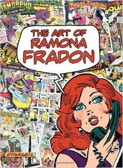 Art of Ramona Fradon cover