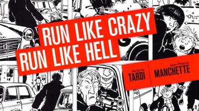 Run Like Crazy… cover