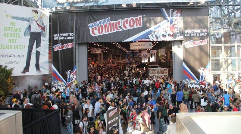 NY Comic Con 2015