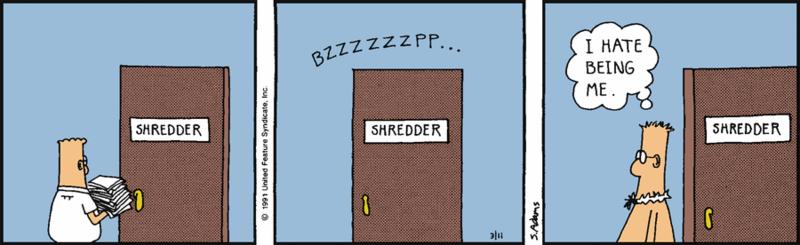 Dilbert by Scott Adams