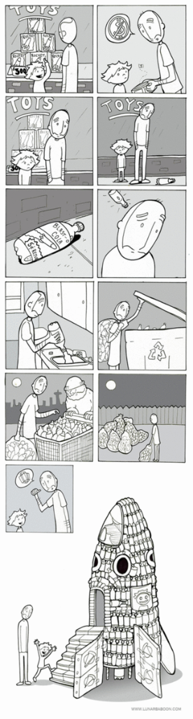 Lunarbaboon by Christopher Grady