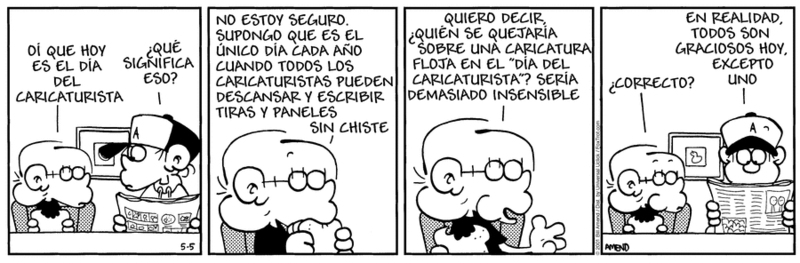 FoxTrot en Espanol by Bill Amend