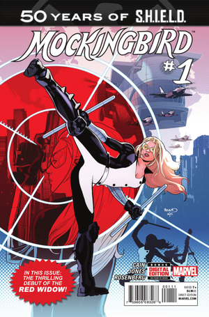 Mockingbird 1 Cover