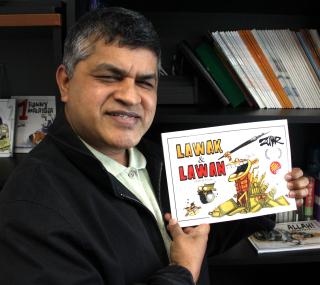 Zunar photo