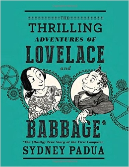Lovelace and Babbage cover