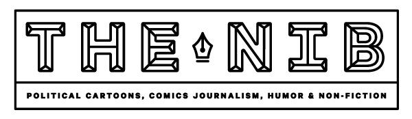 The nib logo