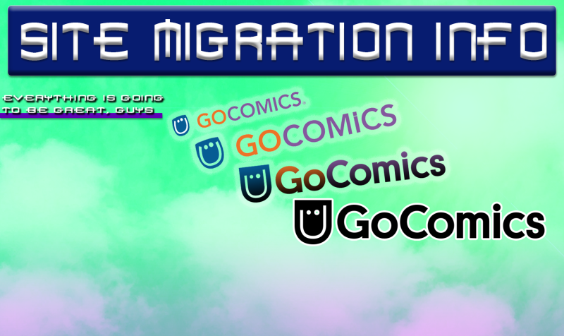 GoComics Migration