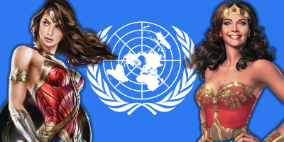 Wonder Woman UN Ambassador