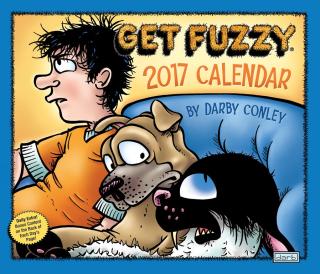 Get fuzzy calendar 17