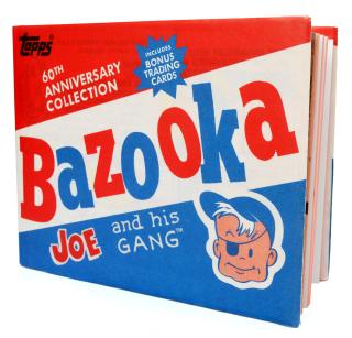 Bazooka Joe cover