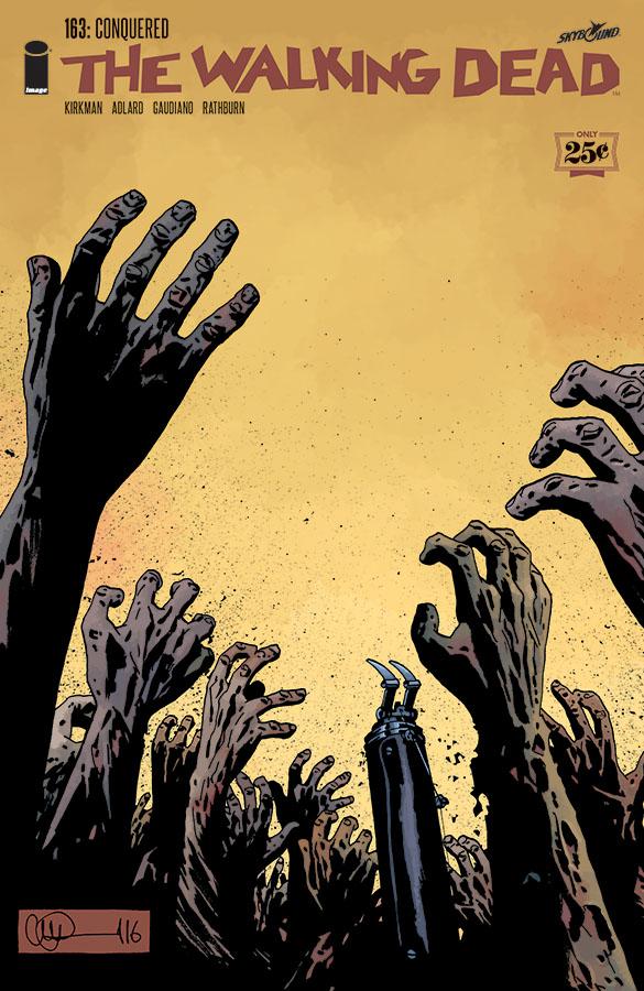 The Walking Dead 163