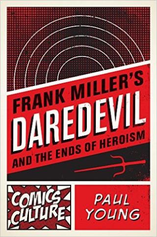 Frank Miller's Daredevil… cover