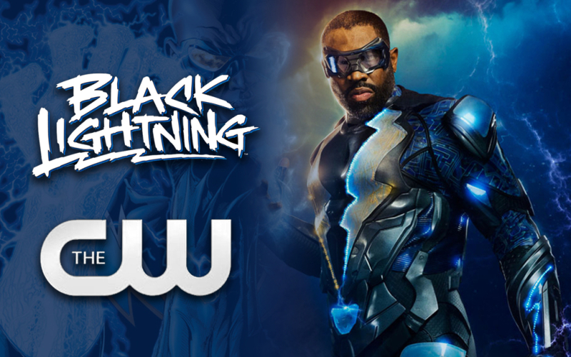 Black Lightning - The CW