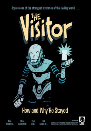 Visitor cover