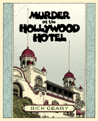 Murder at the Hollywood Hotel cover