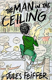Man in the Ceiling cover