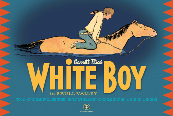 WHITE BOY cover
