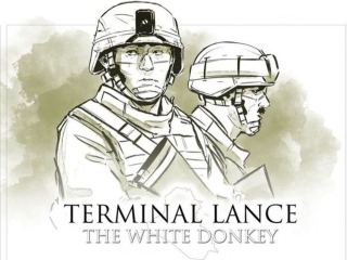 Terminal Lance cover