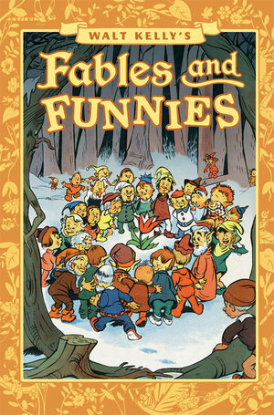 Walt Kelly's Fables and Funnies cover