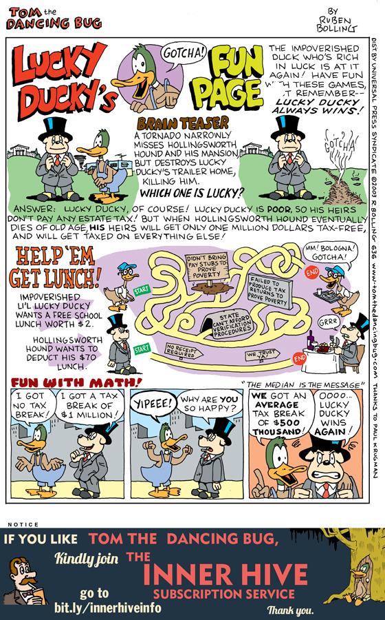 636cweb lucky ducky - fun page