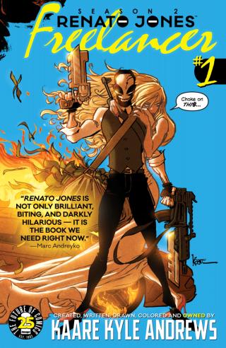 Renato Jones 2-1 cover