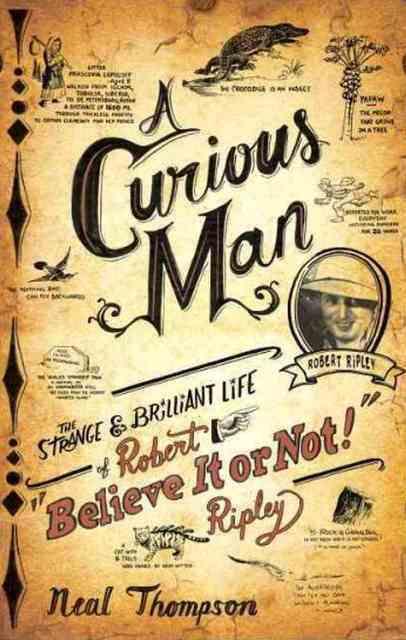 Ripley, A Curious Man cover