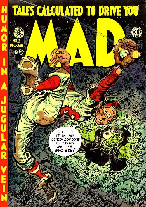 Jack Davis MAD cover