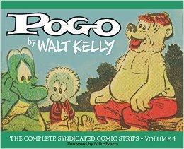 POGO The Complete Dell Comics Volume 1 cover