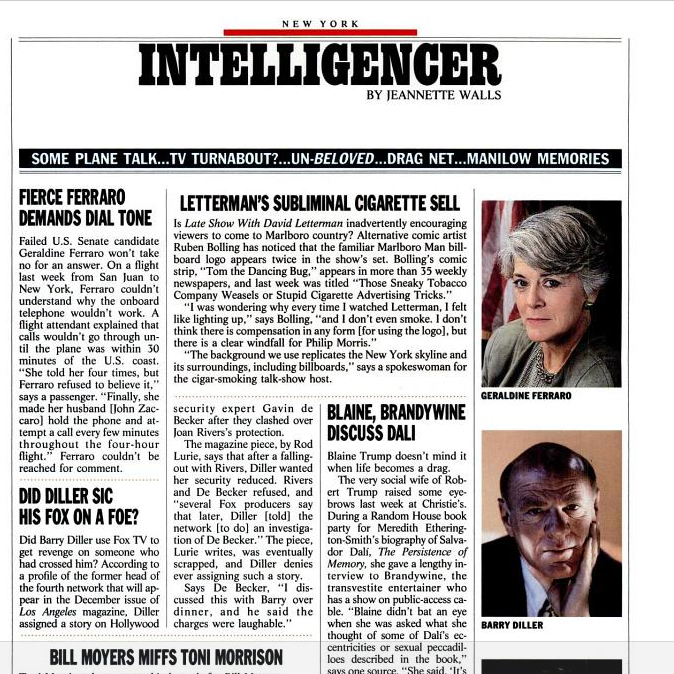 173 new york magazine article letterman marlboro