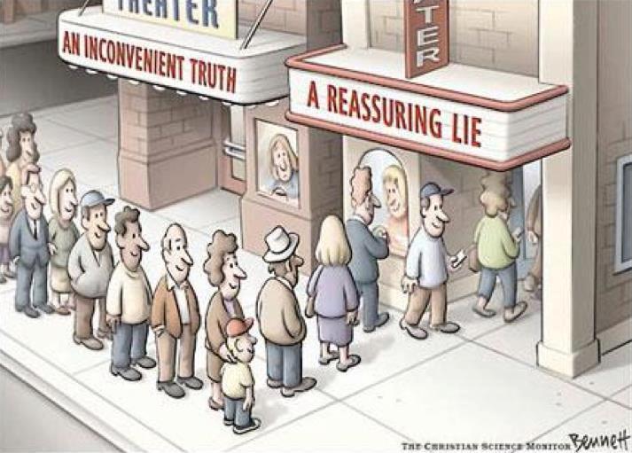Bennett Lie-Truth