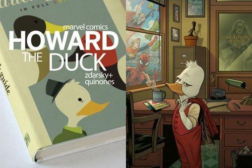 Howard the Duck zdarsky and quinones