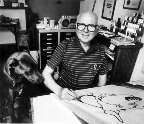 Brad Anderson, Creator of Marmaduk