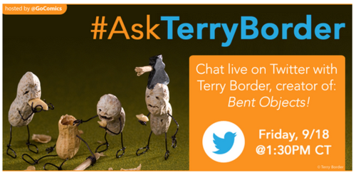 Ask Terry Border