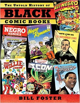 Untold History of Black Comic Books coverr
