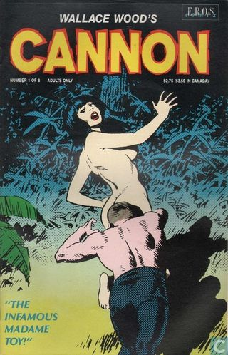 Cannon, Madame Toy cover